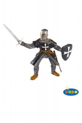 Papo Hospitaller Knight With Sword