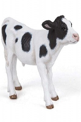 Papo Black And White Calf