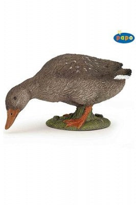 Papo Pecking Female Duck
