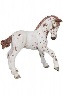 Papo Brown Appaloosa Foal