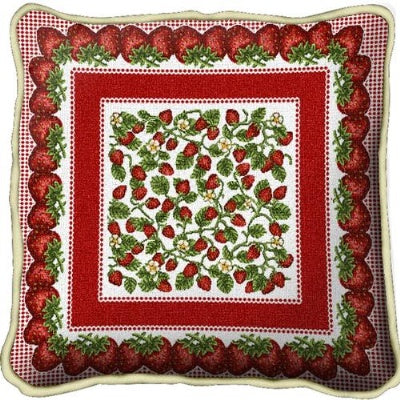 Strawberry Fest Pllo (Pillow)
