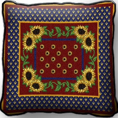Sunflower Spl Pillow (Pillow)