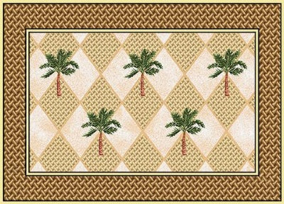 Colonial Palms Pm (Placemat)