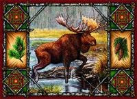 Moose Lodge Pm (Placemat)