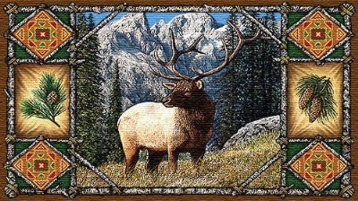 Elk Lodge Pm (Placemat)