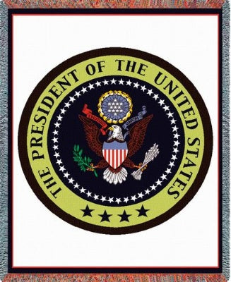 Presidential Seal (Tapestry Throw)