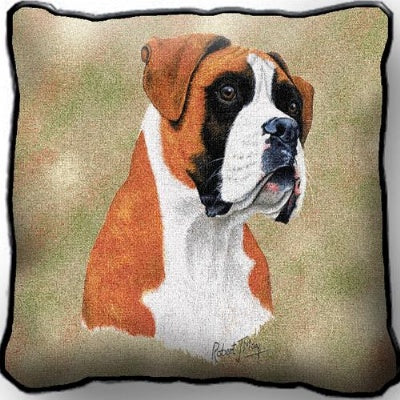 Boxer Pillow (Pillow)