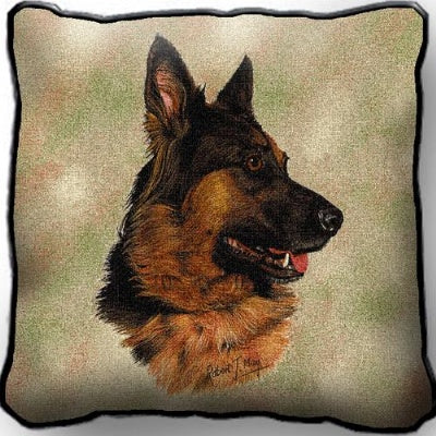 German Shepherd Pillo (Pillow)