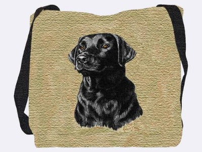 Black Lab  Bag (Tote Bag)