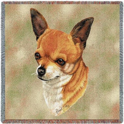 Chihuahua 54X54 (Tapestry Throw)
