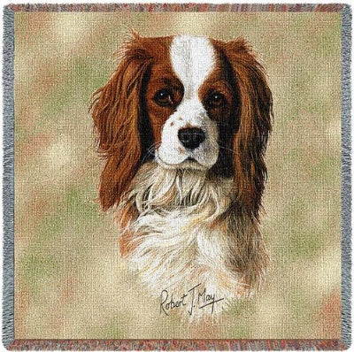 Cavalier King Charles Sp (Tapestry Throw)