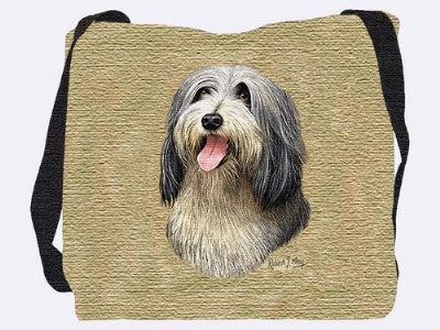 Bearded Collie Bag (Tote Bag)