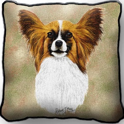 Papillon Pillow (Pillow)