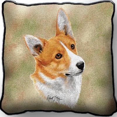 Corgi Pillow (Pillow)