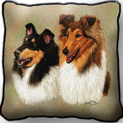 Collie Pillow (Pillow)