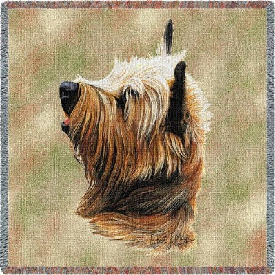 Cairn Terrier (Tapestry Throw)
