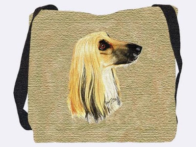Afghan Dog Bag (Tote Bag)