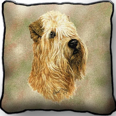 Wheaton Terrier (Pillow)
