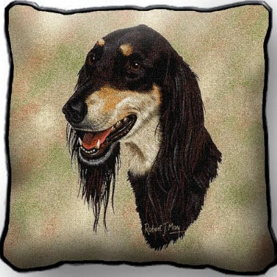 Saluki Pillow (Pillow)