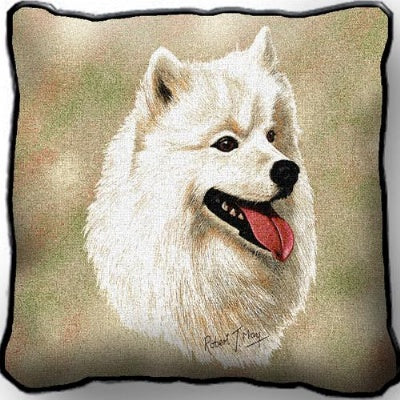 Samoyed Pillow (Pillow)