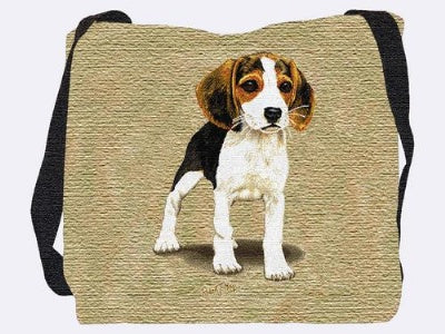 Beagle Puppy Bag (Tote Bag)
