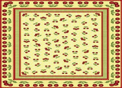Cherries Jubilee Pm (Placemat)