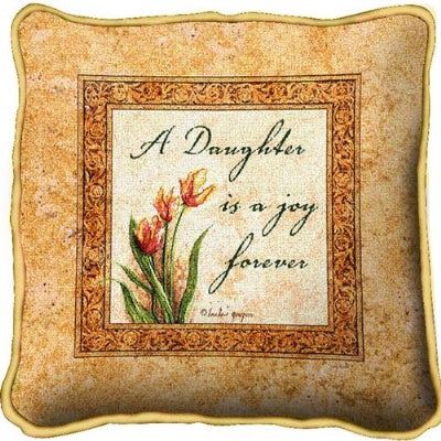 Daughters Forever (Pillow)