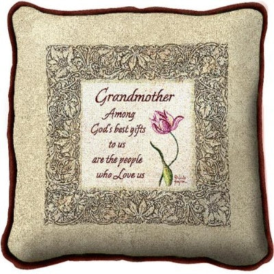 Grandmother Gifts (Pillow)