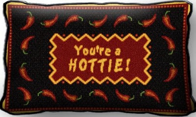 You'Re A Hottie (Pillow)
