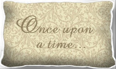 Once Upon A Time (Pillow)