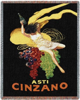 Cinzano (Tapestry Throw)