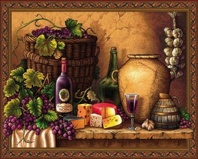 Winetasting Placemat (Placemat)