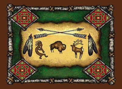 Native American Pm (Placemat)