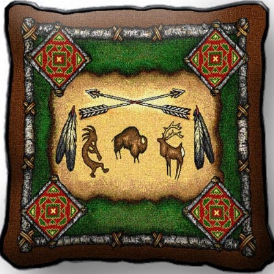 Native American Pillo (Pillow)