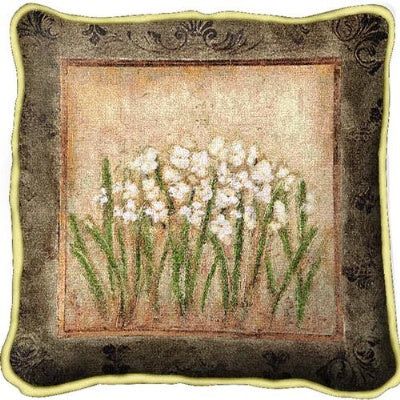 Narcissus Pillow (Pillow)