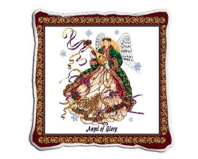 Angel Of Glory Pillow (Pillow)