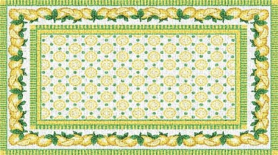 Lemon Zest (Placemat)