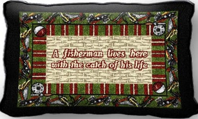 Fishermans Catch (Pillow)