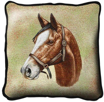 Thoroughbred Pillow (Pillow)