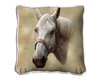 Quarter Horse Pillow (Pillow)