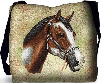 Paint Horse Bag (Tote Bag)