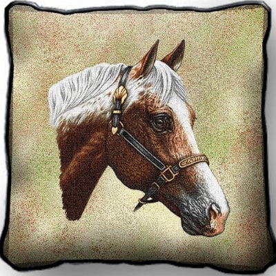 Appaloosa Pillow (Pillow)