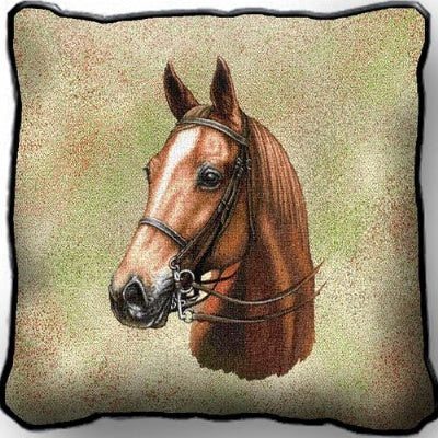 American Saddle Pill (Pillow)