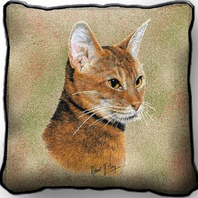 Abyssinian Pillow (Pillow)