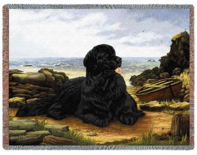 Newfoundland (Tapestry Throw)