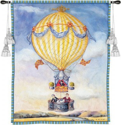 High Tea Wh (Wall Hanging)