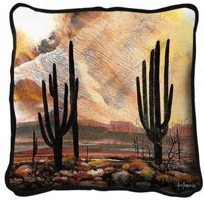 Sonoran Sentinels Pillow (Pillow)