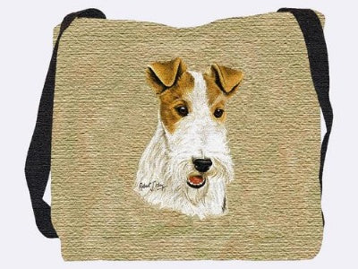 Wire Fox Terrier (Tote Bag)