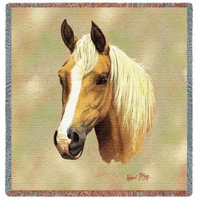 Palomino Lap Square (Tapestry Throw)