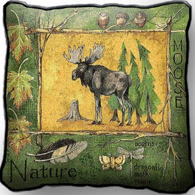 Nature Moose (Pillow)